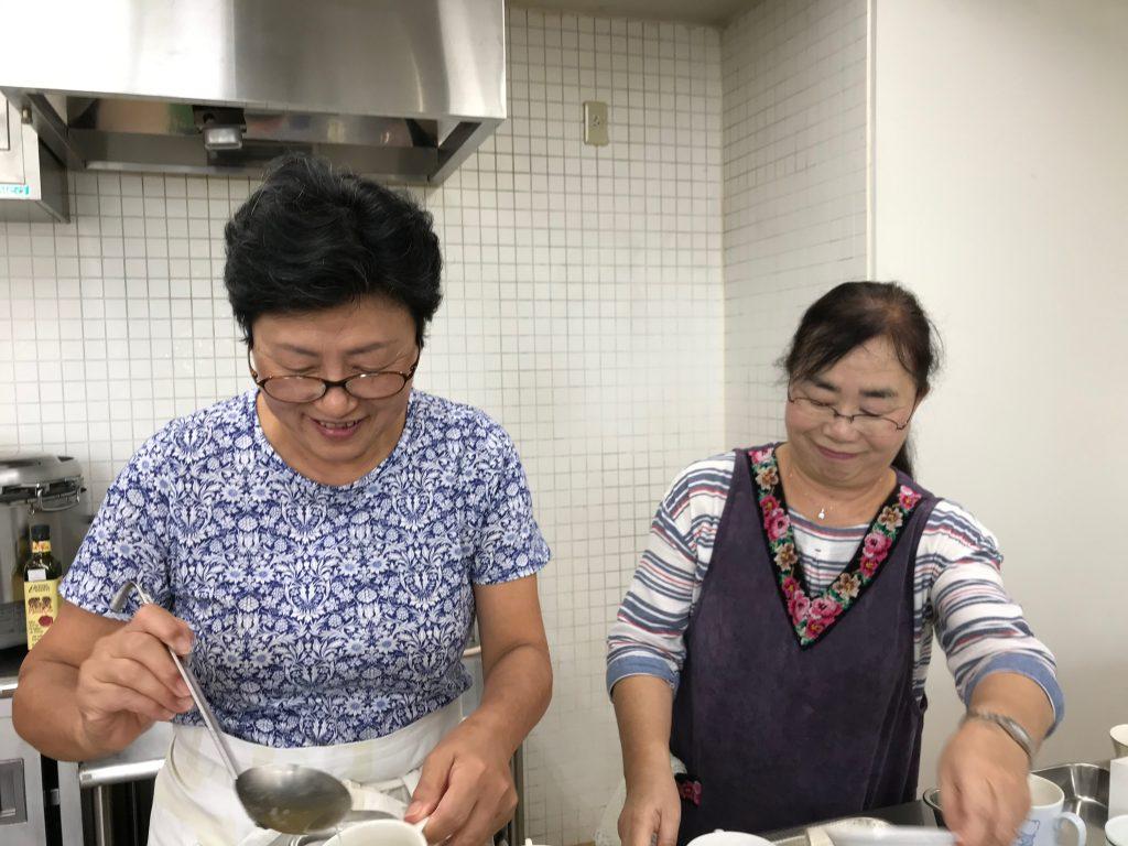 太田さんと横田さん